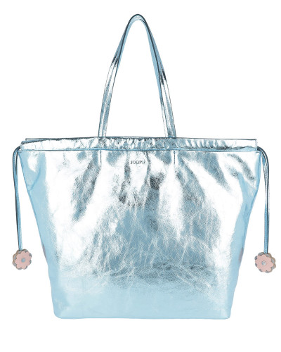 JOOP! Damen Grinza Sienna Handbag Light Blue Tasche