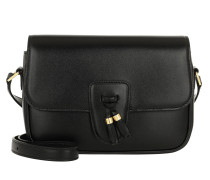 Umhängetasche Tassel Shoulder Bag Medium Black
