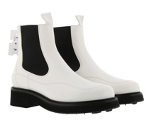 Boots Chealsea Boot White
