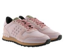 Rockstud Sneakers Pink Sneakers
