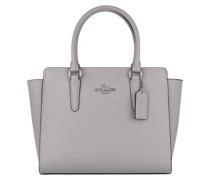 Tote Leather Grey