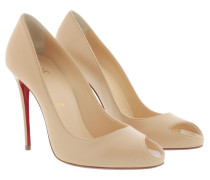 Troulili 100 Nappa Shiny/Patent Pump Doudou/Latte Pumps