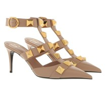 Pumps & High Heels Roman Stud Ankle Strap Sandals