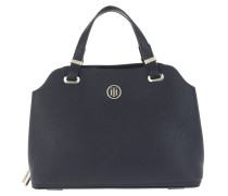 TH Core Satchel 2 Tommy Navy Tote