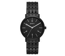 Ladies Minetta Watch Black Armbanduhr
