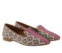 Schuhe Lounge Spade Flower Loafers Light Pink Hibiscus Tea