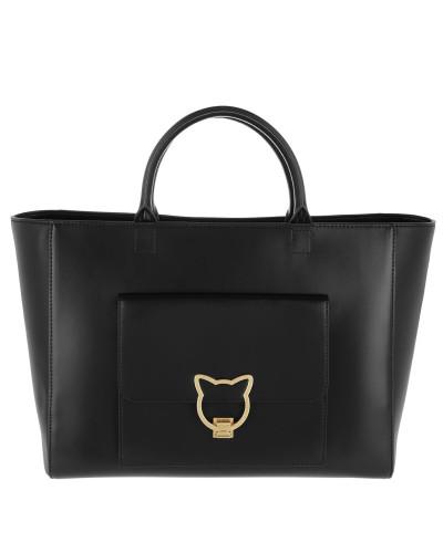 Karl Lagerfeld Damen K/Kat Lock Shopper Black Tasche Eastbay Günstigen Preis Günstig Kaufen Für Billig Großhandelspreis Verkauf Online Verkauf Fd6jj2u