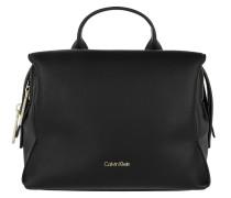 Milli3 Medium Satchel Bag Black