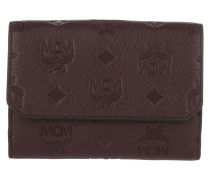 Klara Fold Medium Wallet Rustic Brown