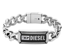 Armbänder Stainless Steel Chain ID Bracelet