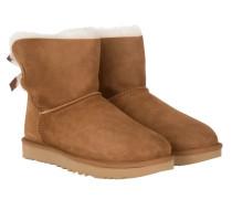W Mini Bailey Bow II Chestnut Schuhe