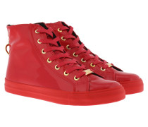 Sneakers - Sneaker High Red