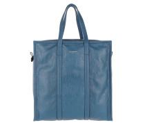 Bazar Shopper M Blue Umhängetasche