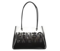 Tote Shopper Bag Black