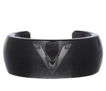 Schmuck - Rockstud Bracelet V Acrylic Glass Black