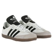 Samba OG W Sneakers White/Black/Gum Sneakerss weiß