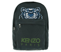 Icon Backpack Tiger Small Dark Grey Rucksack