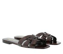 Schuhe Tribute Mules Leather Mantonaturale