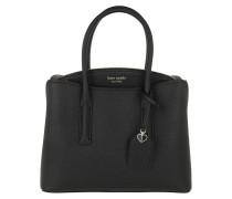 Tote Margaux Medium Satchel Bag Black
