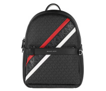 Herrentasche Men Backpack Black Red