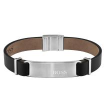 Armband Men Metal Link Essentials Bracelet Silver