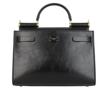 Tote Sicily 62 Leather Black