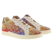 Sneakers Shoes Low Top Sneaker Tan Multi