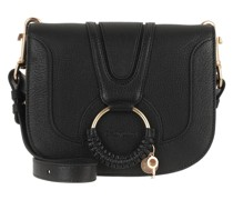 Umhängetasche Hana Medium Shoulder Bag Black