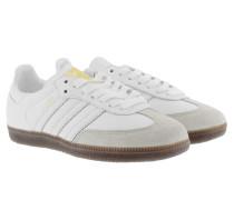 Sneakers - Samba OG W Sneaker White/Gum - in weiß - Sneakers für Damen