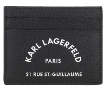 Portemonnaie Rue St Guillaume Classic Card Holder Black