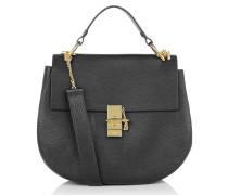 Drew Umhängetasche Bag Smooth Black