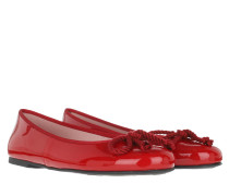 Ballerinas Rosario Patent Leather Ruby