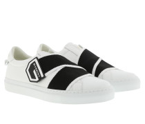 Sneakers Urban Street Calf Leather White/Black