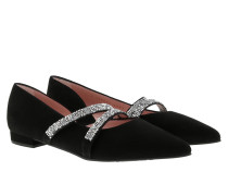 Ballerinas Clementine Leather Negro