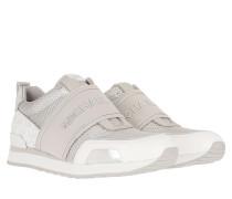 Sneakers Teddi Trainer Aluminum