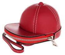 Umhängetasche Nano Cap Crossbody Bag Cherry