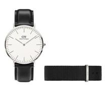 Uhren Sheffield 40mm + Cornwall Strap