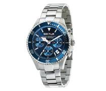 Uhren 230 43Mm Chr Blue Dial Br SS