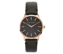 Uhr Watch Poppiey Black