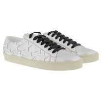 SL/36 Star Signature California Sneakers Argento/Blanco Sneakerss
