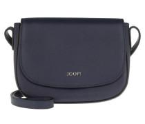 Tasche - Demi Flap Bag Small Pure Dark Blue