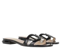 Schuhe Selina Slider Black