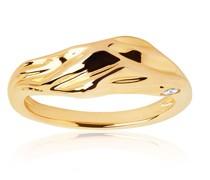 Ring Vulcanello Yellow Gold
