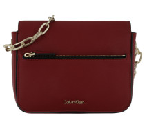 Night Out Small Shoulder Bag Red Dahlia
