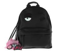 Backpack Eco Big Charme Nero/Black Rucksack