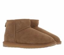 Boots & Stiefeletten Stinger Micro Boot Sheepskin