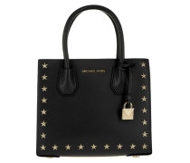 Mercer Grommet MD Messenger Black Tote