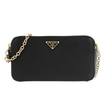 Crossbody Bags Dual Zip Shoulder Bag Leather