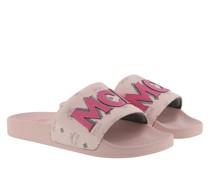 Schuhe Visetos Patch Slide Powder Pink