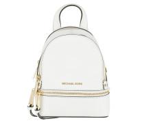 Rhea Zip XS Messenger Backpack Optic White Rucksack